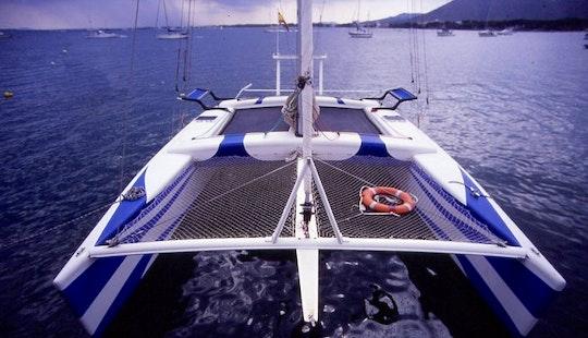Sail & Explore Cruising Catamaran Rental In La Spezia, Italy