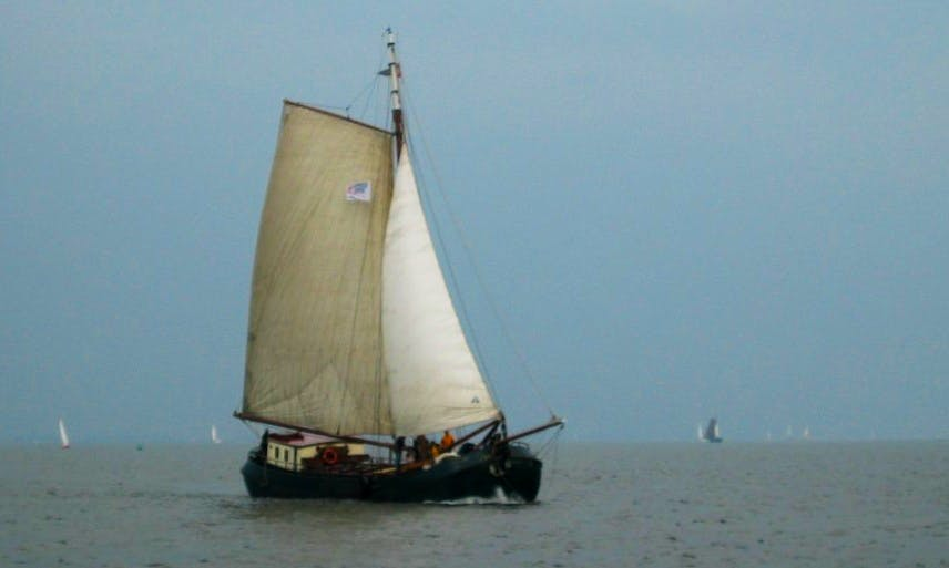 "82ft ""Hope Blessing"" Gulet Boat Charter in Amsterdam, North Holland"
