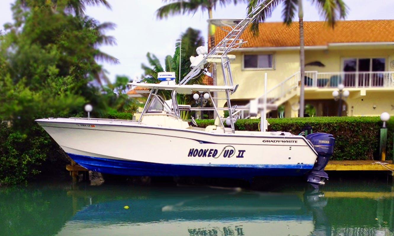 Marathon, Florida Fishing Charter with Captain Doug