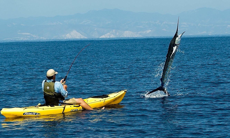 Fishing Kayak Rental in New London, New Hampshire
