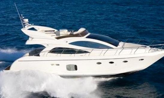 Luxury Motor Yacht Charter In Dubai, United Arab Emirates