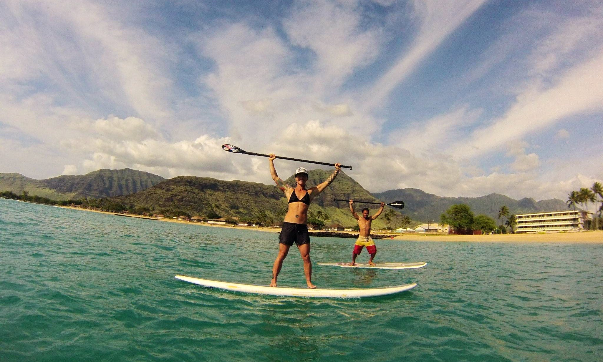 Book our Premier SUP Experience in Honolulu, Hawaii