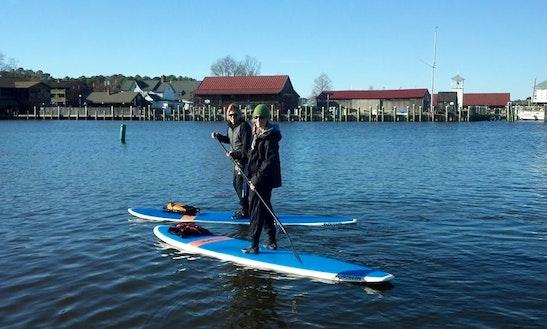 Paddleboard Rental In Easton, Maryland