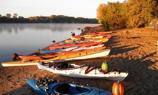 Kayak Rental In Morris