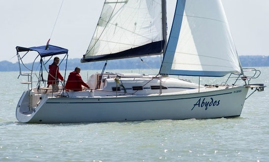 Charter A 2011 Dolphin Sailing Yacht In Veszprem, Hungary