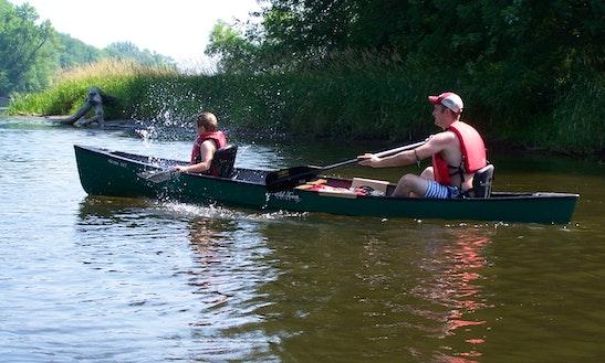 Canoe Rental In Montgomery Center