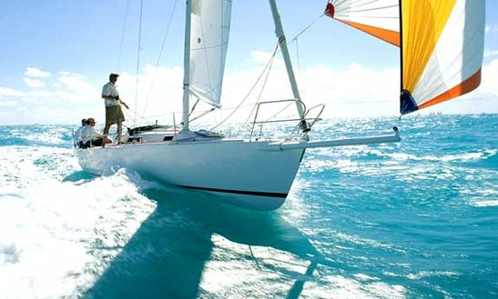 Enjoy 35' Sloop J/105 Charter In San Diego