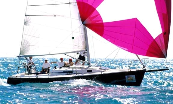 Enjoy 35' Sloop J105 Charter in San Diego | GetMyBoat