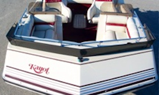 Deck Boat Rental In Empire, Michigan