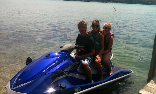 Jet Ski Rental In Empire, Michigan