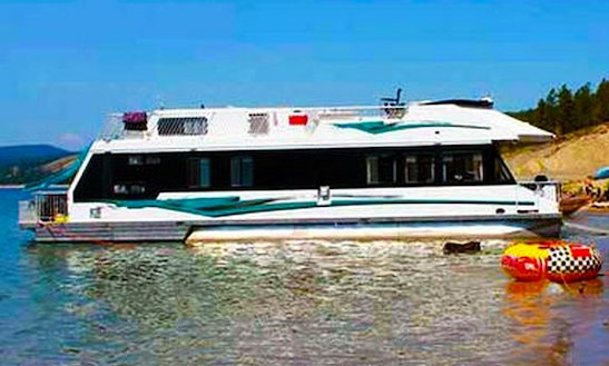 15 Person Houseboat Rental In Cranbrook, Bc