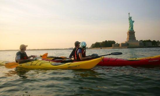 Jamaica Bay Sunset Kayak Tour