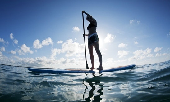 Lake Koocanusa Stand Up Paddleboard Rentals