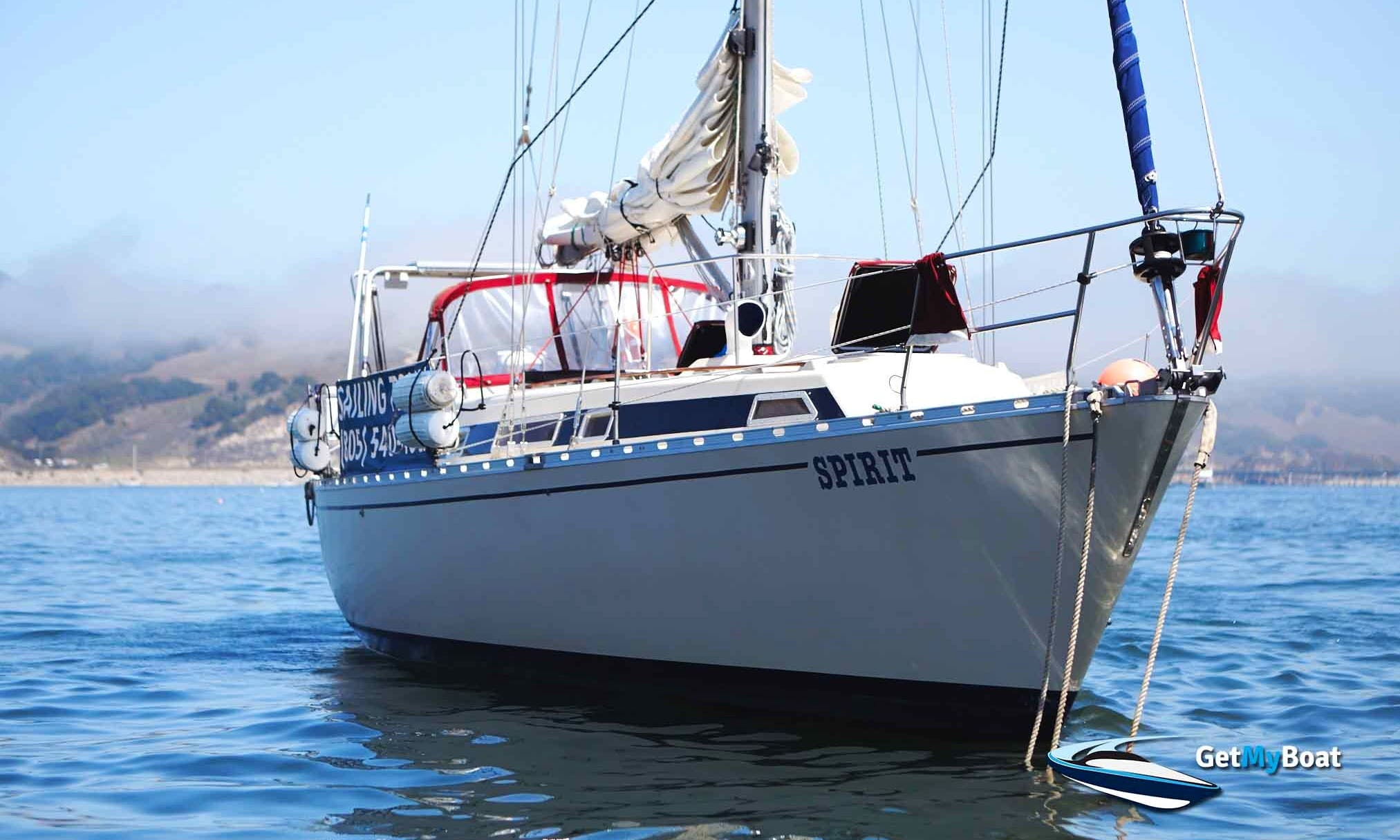 44' Sailboat Charter in Los Osos