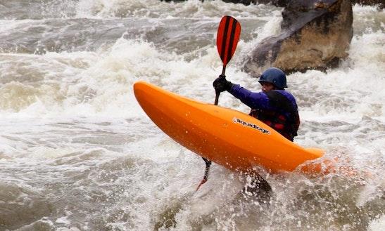 Kayak Rentals In Jackson, Wyoming