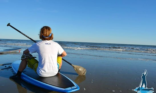 Fripp Island Paddleoboard Tours And Rentals