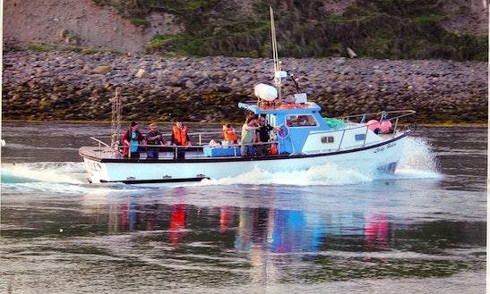 Passenger Boat Rental In Westport Quay