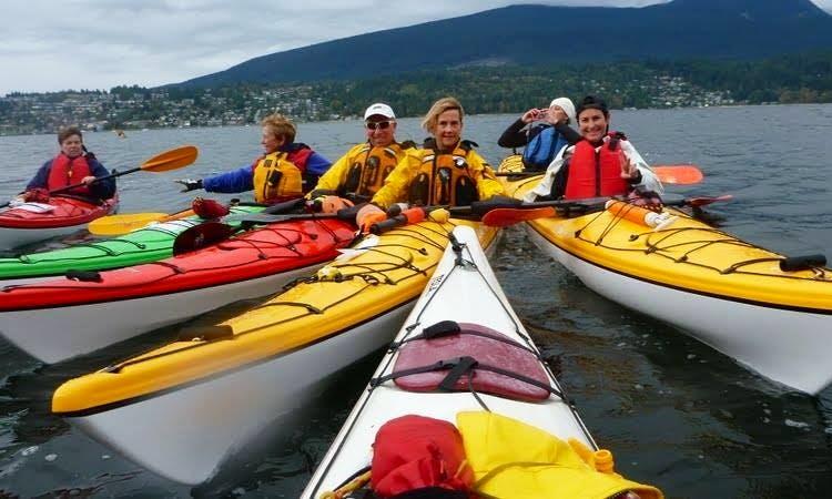 Single Kayak Rental in Gibsons
