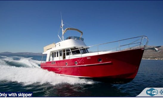 09' Beneteau Trawler 42 Rental In Split