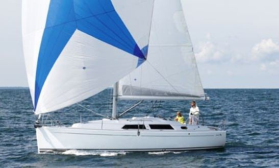 Sailing Yacht Charter Hanse 355 In Ko Tao