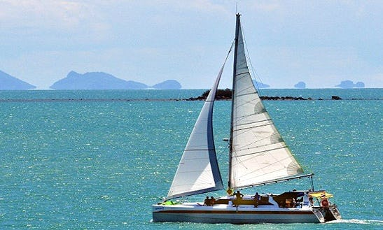 2012 Custom Cruising Catamaran Charter In Ko Tao