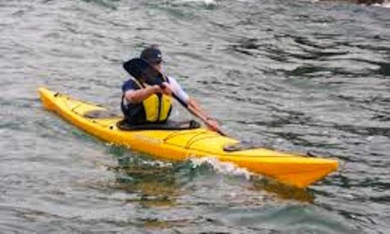 Single Kayak Rental On Long Island, Ny
