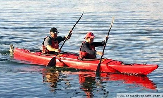 Double Kayak Rental On Long Island, Ny