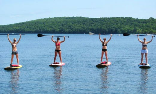 Paddleboard Rental in New Fairfield, CT