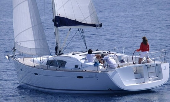 A Fun Sailing Holiday In Flanders, Belgium On This Wondeful Yacht