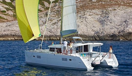 Cruising Catamaran Rental In Milazzo