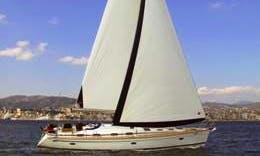 Bavaria 50 cruiser in Greece