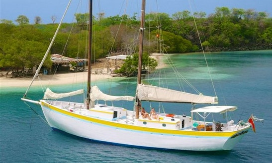 73' Caribbean Schooner
