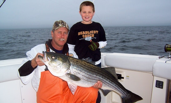 Enjoy Fishing In Solomons, Maryland With Captain Dale