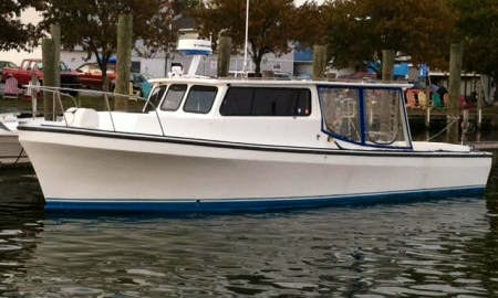 Fishing Charter in Baltimore