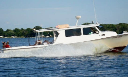 Fishing Charter In West River