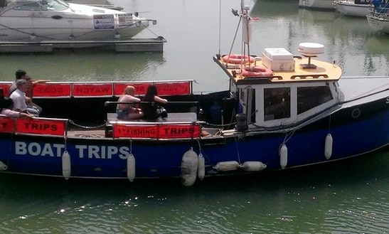 Traditional Fishing Boat Tours And Trips In Ramsgate