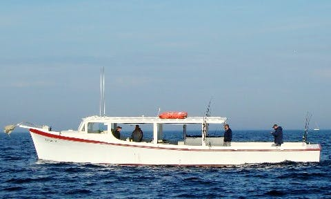 "48' ""Lisa S"" Fishing Boat in Dameron, Maryland United States"