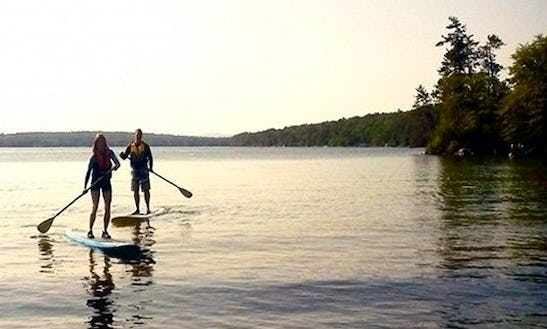 Stand Up Paddleboard Rental In Wolfeboro