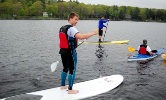Stand Up Paddleboard Rental In New London