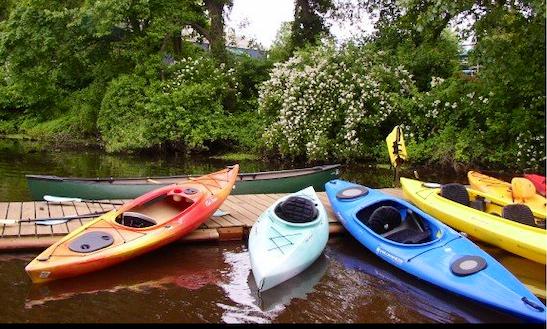 Single Person Kayak Rental In Long Island, Ny