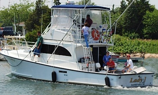Fishing Charter In Barnstable
