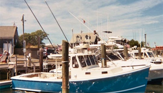 Enjoy A Fishing Charter In Falmouth, Massachusetts With Captain Brian