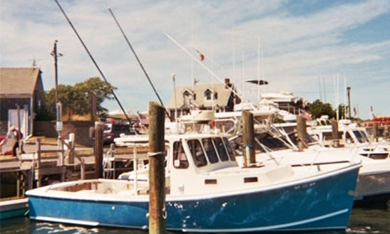 Enjoy Fishing In Falmouth Massachusetts With Captain Brian