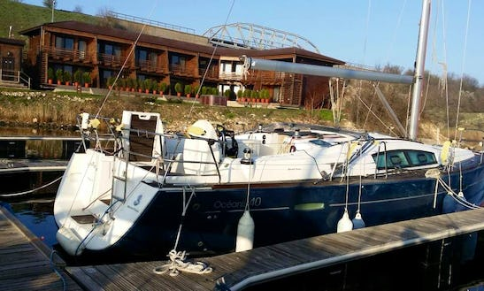 Charter This Cruising Monohull And Sail In Limanu, Romania