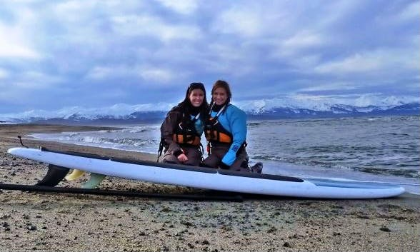 Rent a Stand Up Paddleboard in Juneau, Alaska