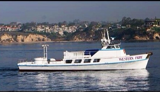 Passenger Boat Captained Charter In Newport Beach