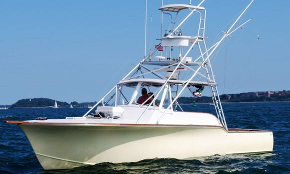 Sport Fisherman Charter in Charlestown