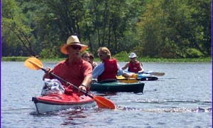 Kayak Rental in New London for $35 a day