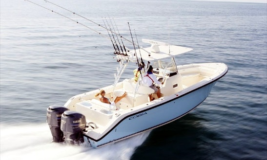 22ft Center Console Rental In Lafitte, Louisiana