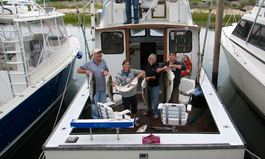 Sport Fisherman Charter In Orleans, Ma